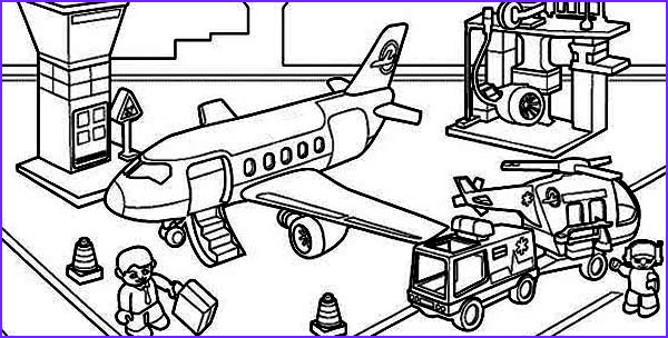 Airport Coloring Page New Photos All Airport Activity In E Picture Coloring Page
