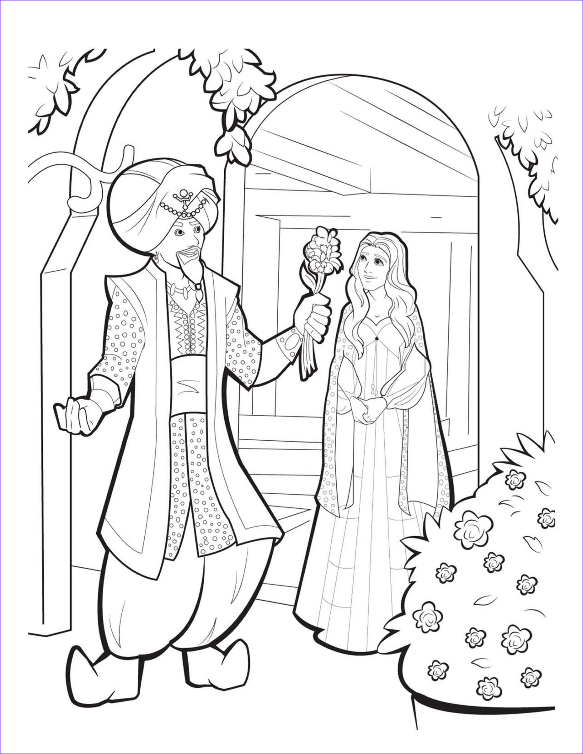 Aladin Coloring Page Luxury Photos Aladdin Movie 2019 Big Coloring Pages Youloveit