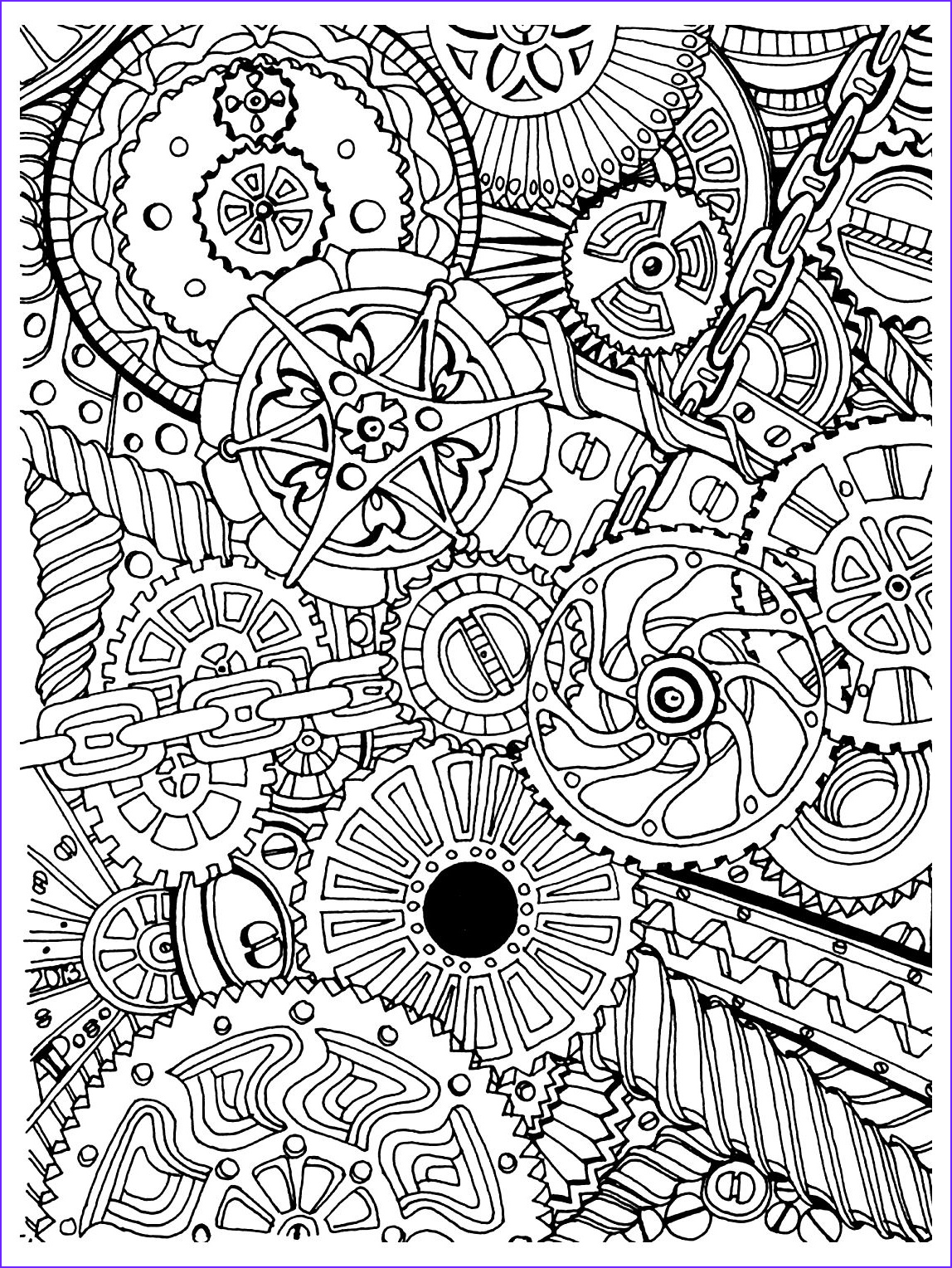 image=anti stress coloring adult zen anti stress mechanisms to print 1