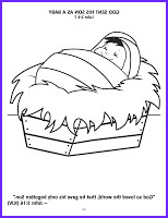 Baby Jesus Coloring Page for Preschoolers Beautiful Gallery Children S Ministry Blog December 2010
