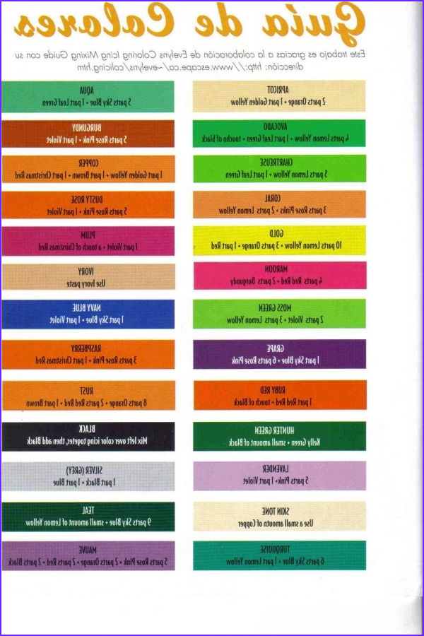 Basic Food Coloring Chart Cool Gallery Coloring Charts And Cakes On Pinterest