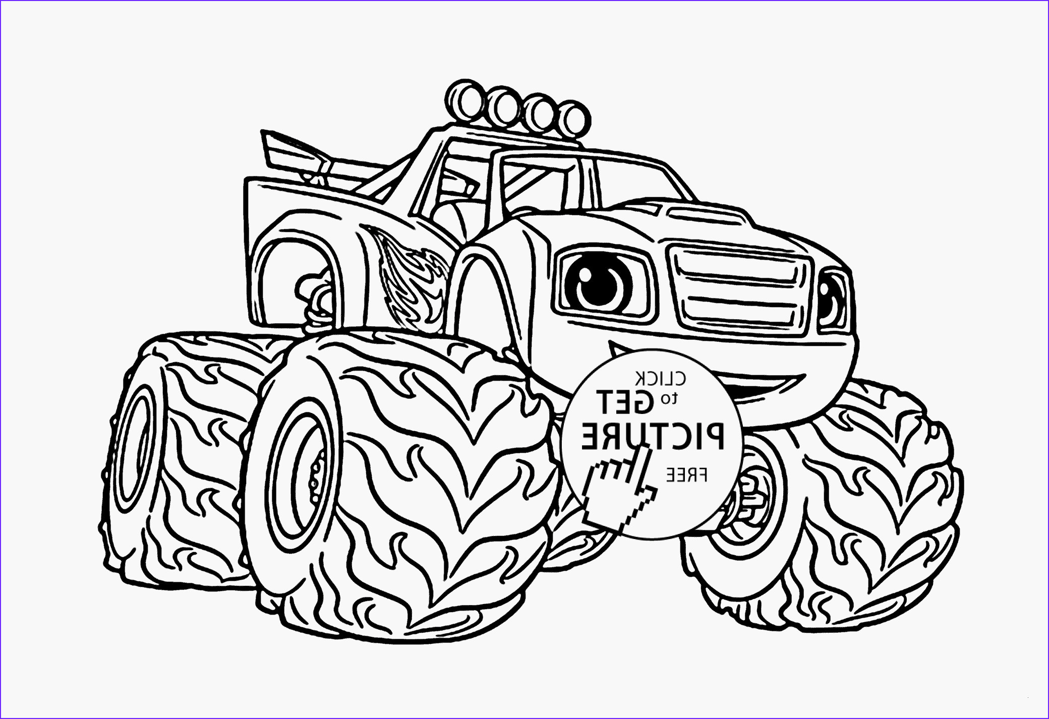 Blaze Coloring Sheet Inspirational Image 28 Blaze Monster Truck Coloring Pages Collection