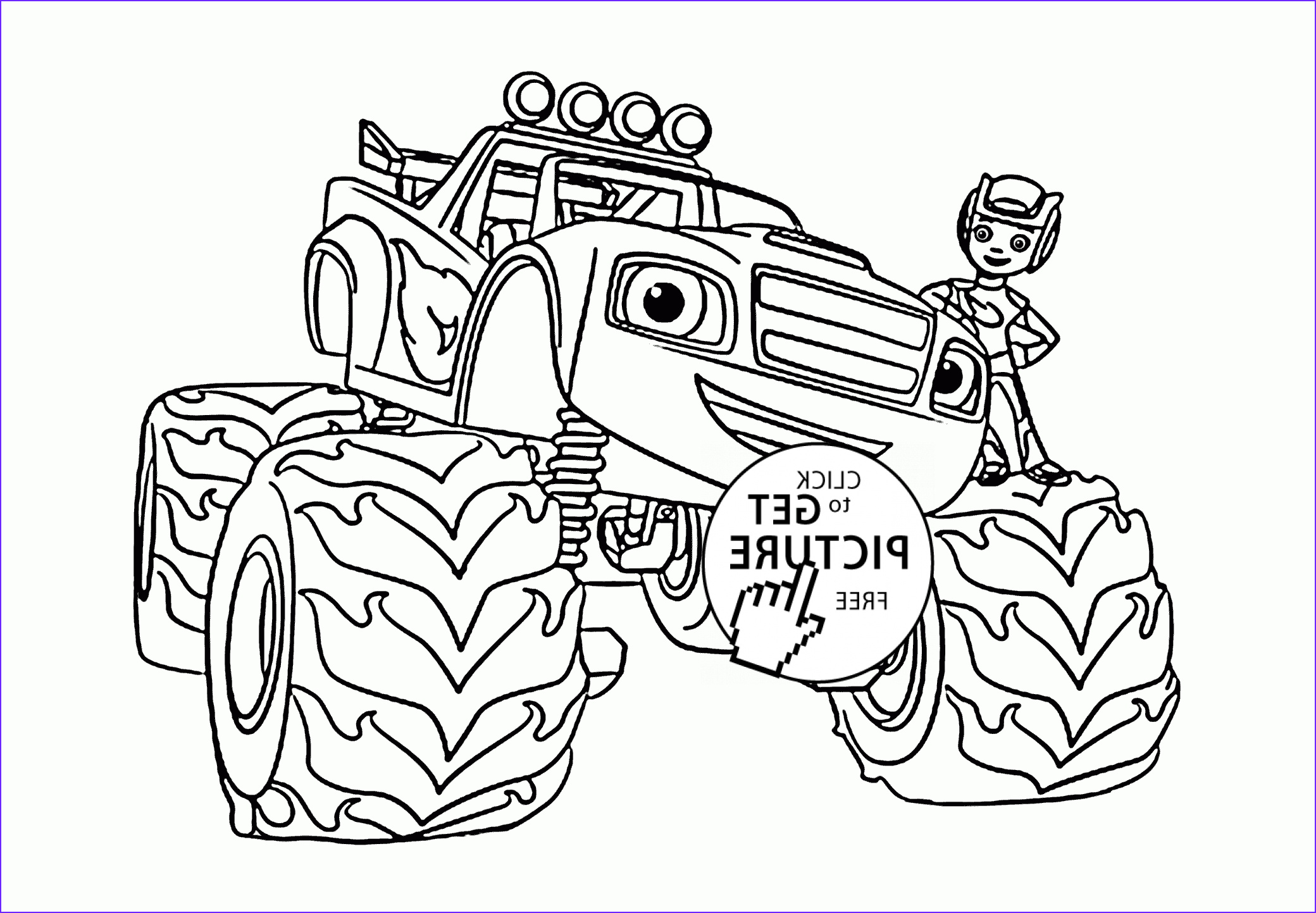 Blaze Coloring Sheet New Photos Gumball Machine Coloring Page at Getdrawings