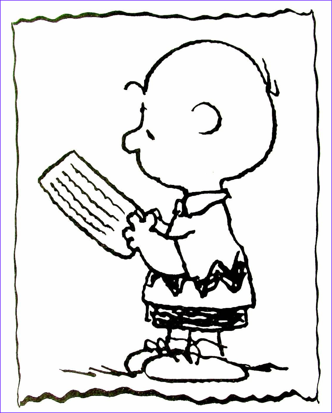 Charlie Brown Coloring Book Luxury Photos Charlie Brown Coloring Book Page