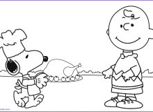 Charlie Brown Coloring Book New Image Printable Thanksgiving Coloring Pages for Kids