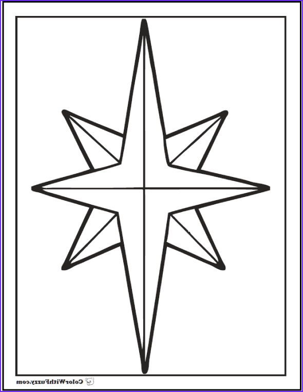Christmas Star Coloring Page New Photos 60 Star Coloring Pages Customize and Print Pdf