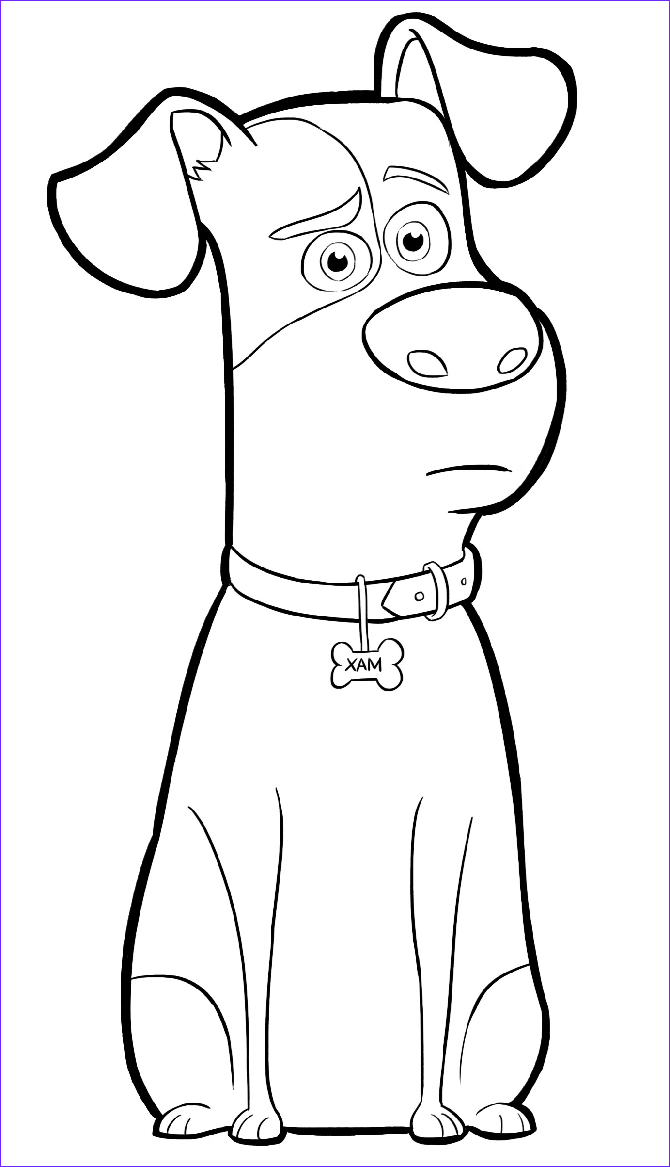 Coloring Page Children Beautiful Stock Pets Coloring Pages Best Coloring Pages for Kids