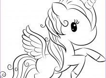 Coloring Page Cute Unicorn Cool Gallery Mermaid Unicorn Free Colouring Pages