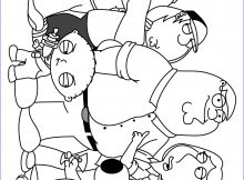 Coloring Page for Guys Awesome Gallery Family Guy Printable Coloring Pages Coloring Home
