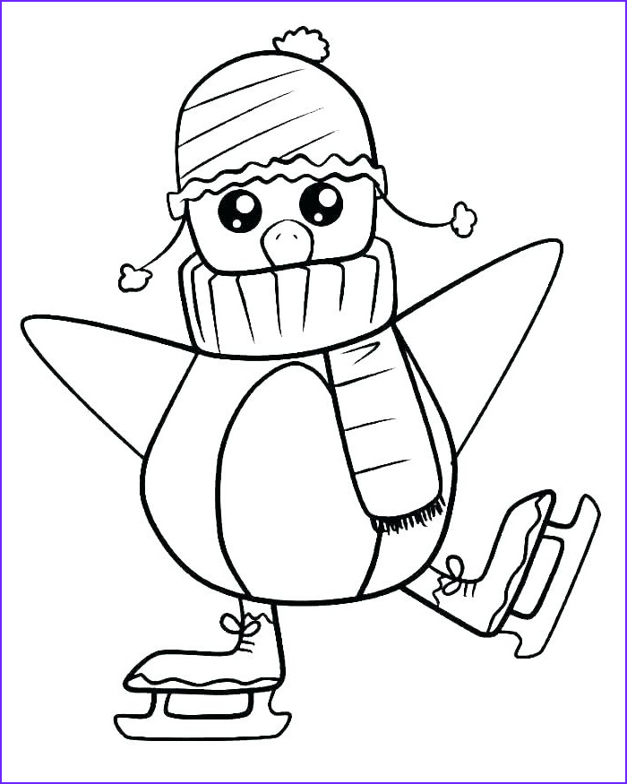Coloring Page Penguin Beautiful Photos 30 Free Penguin Coloring Pages Printable