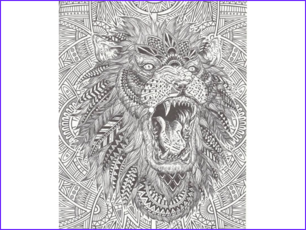 free cool coloring pages for adults