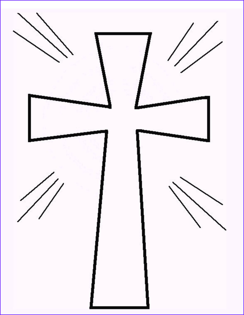 Cruz Coloring Book Elegant Photography Free Printable Cross Coloring Pages What Mommy Does