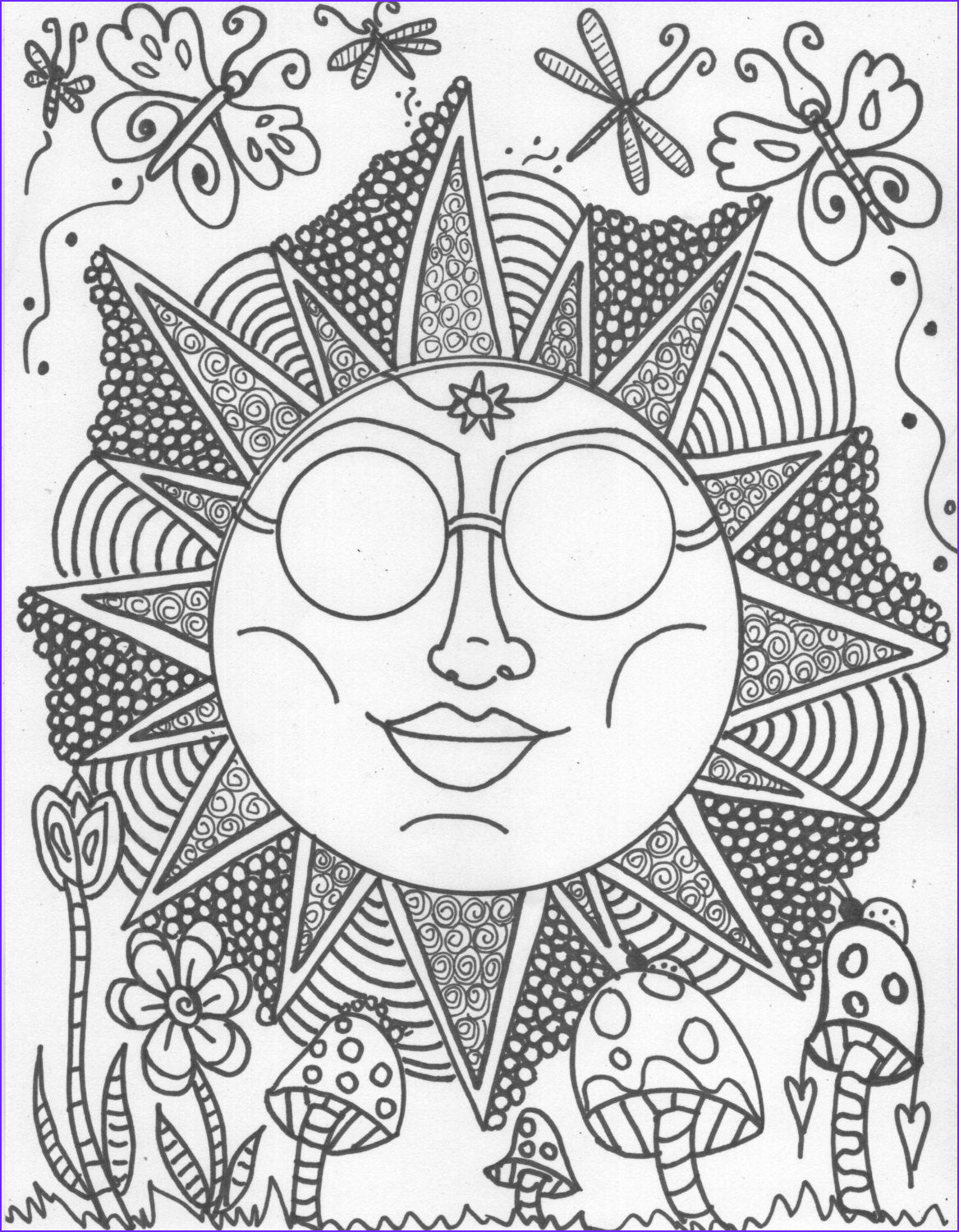 Customized Coloring Book New Collection Hippie Custom Coloring Book Coloring Book Pages by