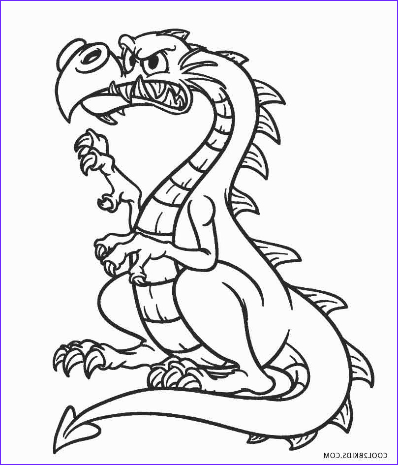 Dragon Coloring Page to Print Inspirational Photos Printable Dragon Coloring Pages for Kids