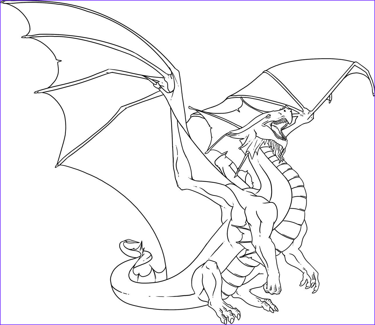 Dragon Coloring Page to Print New Photos Dragon Coloring Pages Printable