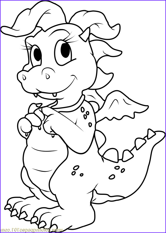 Dragon Tales Coloring Page Beautiful Photography Dragon Tales Cassie Pink Dragon Coloring Page Free