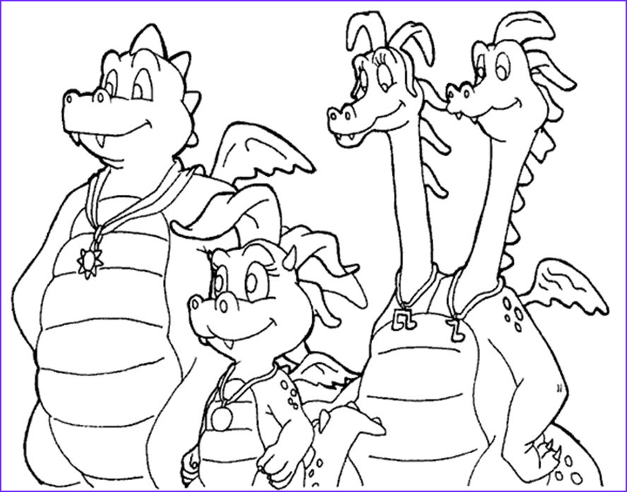 Dragon Tales Coloring Page Beautiful Stock Coloring & Activity Pages Dragonland Dragon Friends