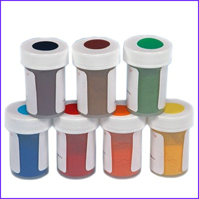 Dry Food Coloring Beautiful Photography Powder Food Colors 3gr Jars
