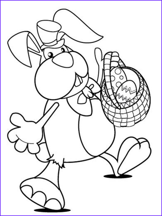Easter Coloring Images Best Of Images Easter Bunny Coloring Page is Fun No Matter Your Age