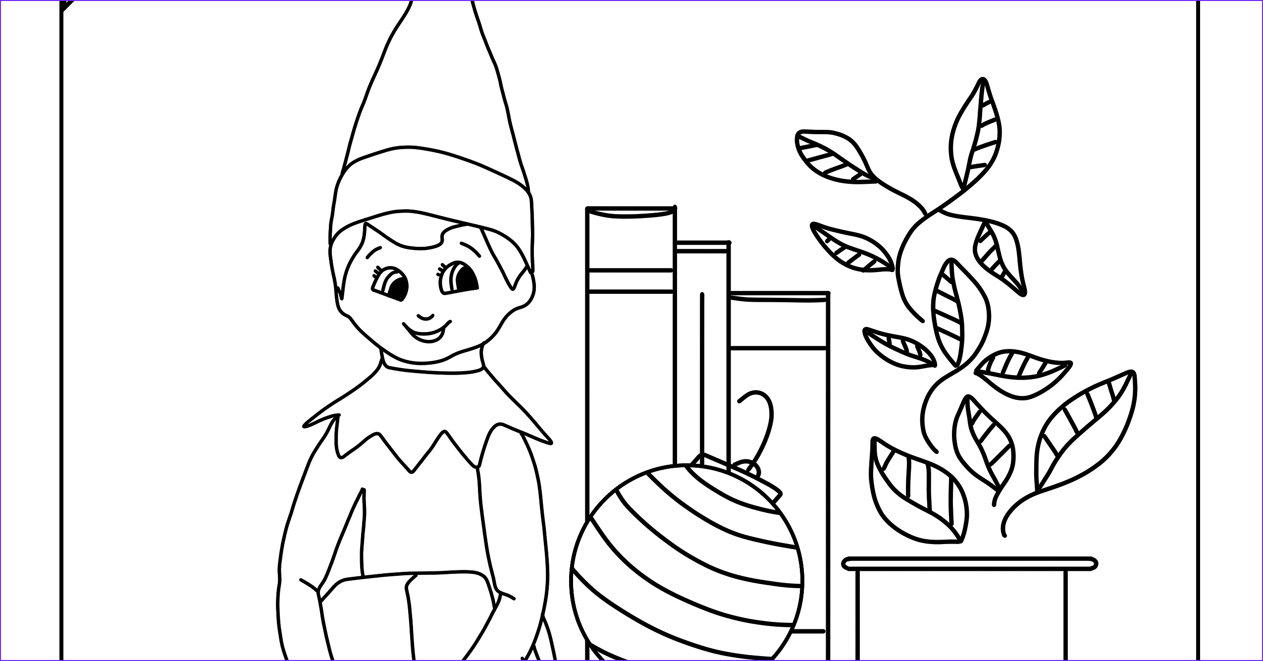 Elf On the Shelf Coloring Sheet Unique Stock [28 ] Elf the Shelf Coloring Pages Printable