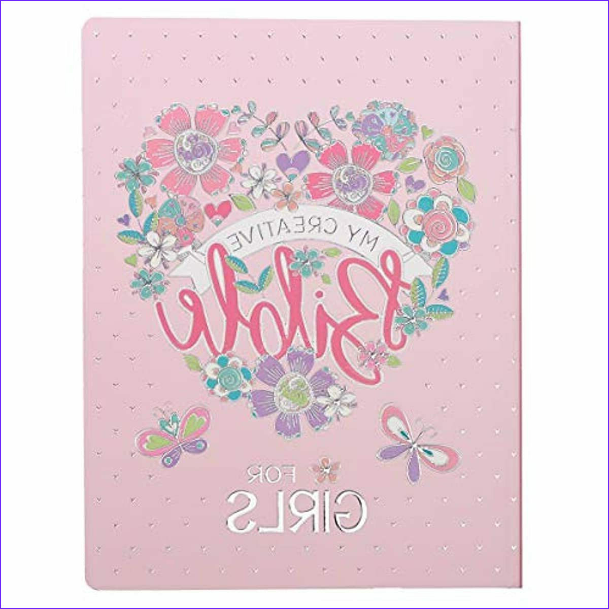 Esv Coloring Bible Beautiful Stock Esv Holy Bible My Creative Bible For Girls Pink