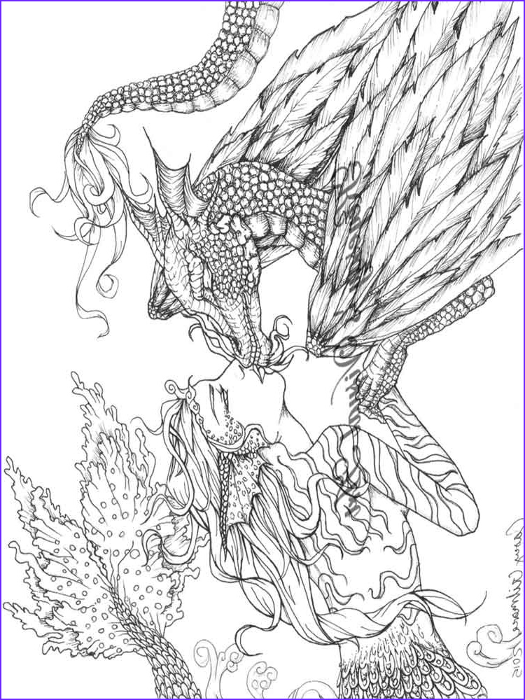 Fantasy Coloring Page for Adults Awesome Stock Fantasy Coloring Pages for Adults Free Printable Fantasy