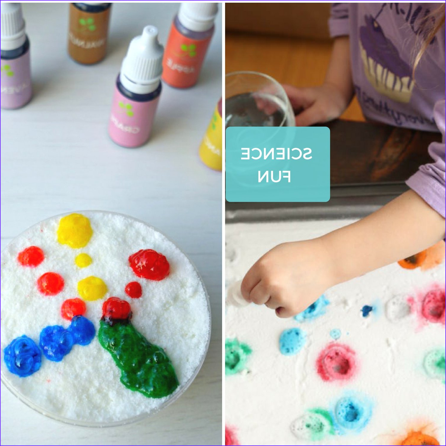 Food Coloring In Bath Bombs Cool Collection Natural Skin Safe Food Coloring 4 3 Oz Vegan Baby