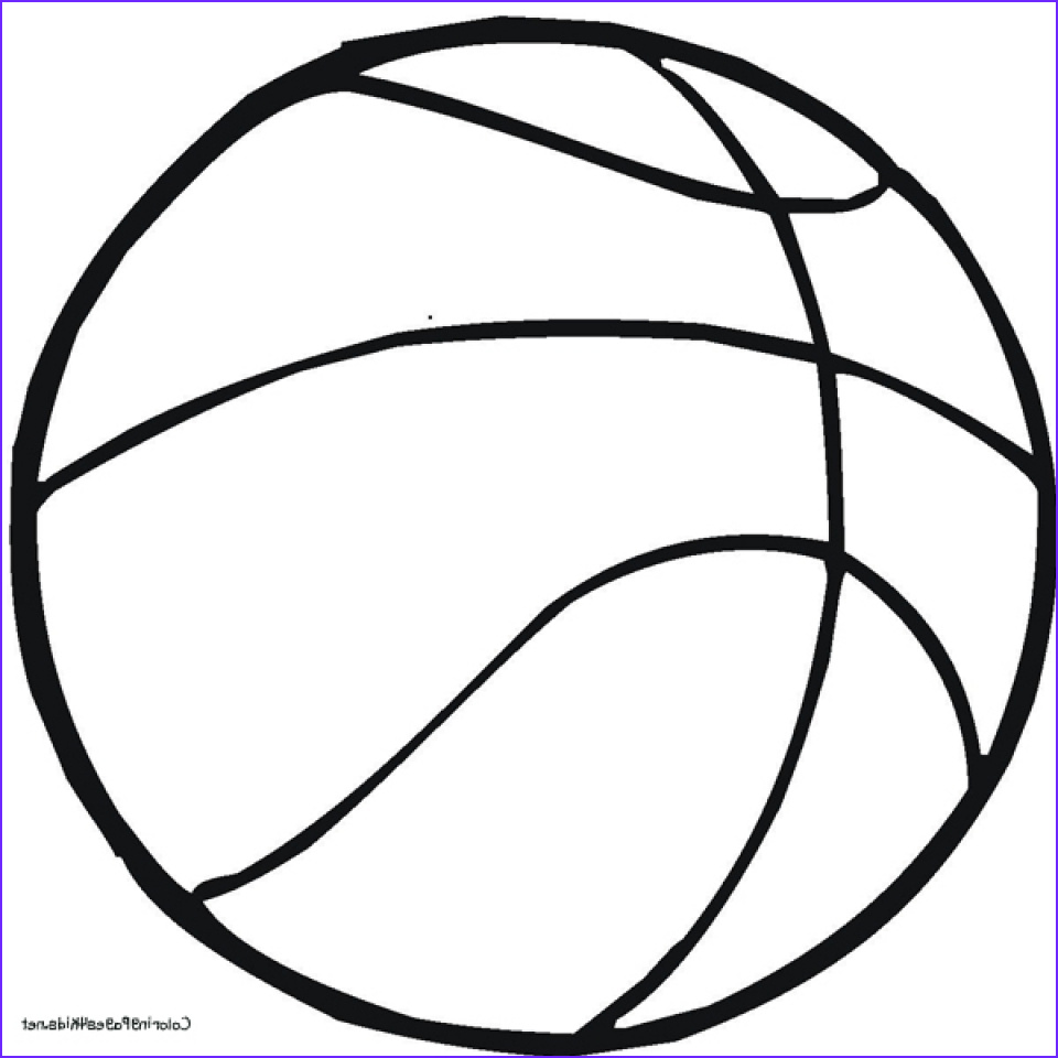 Free Basketball Coloring Page Luxury Gallery Get This Free Basketball Coloring Pages