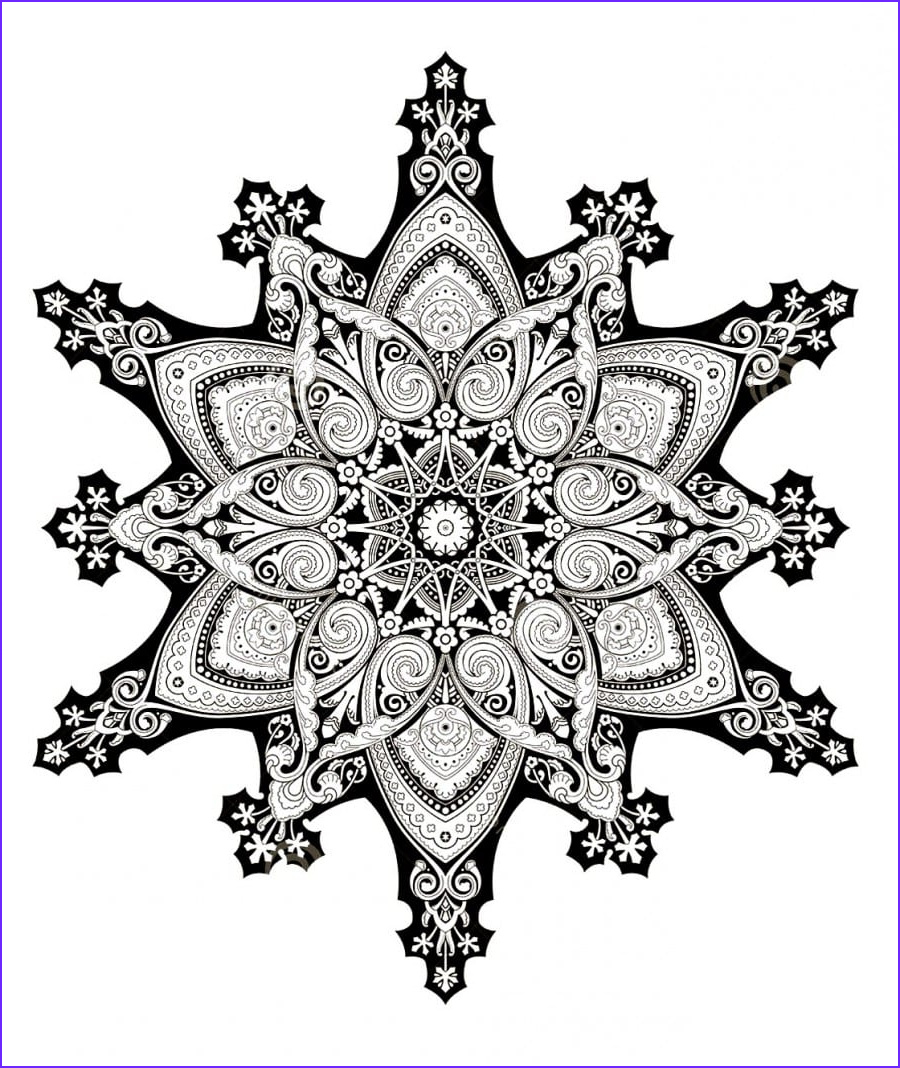 Free Mandala Coloring Book Awesome Images Free Coloring Pages Printables A Girl and A Glue Gun