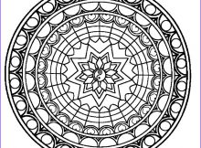 Free Mandala Coloring Book Cool Collection Printable Mandala Coloring Pages for Kids