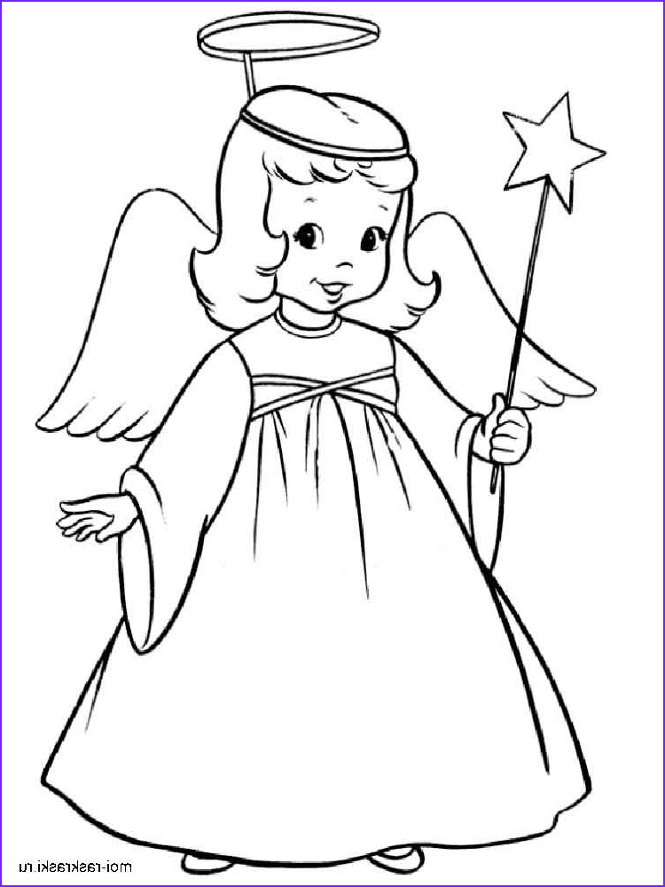 coloring pages for 5 6 7 year old girls