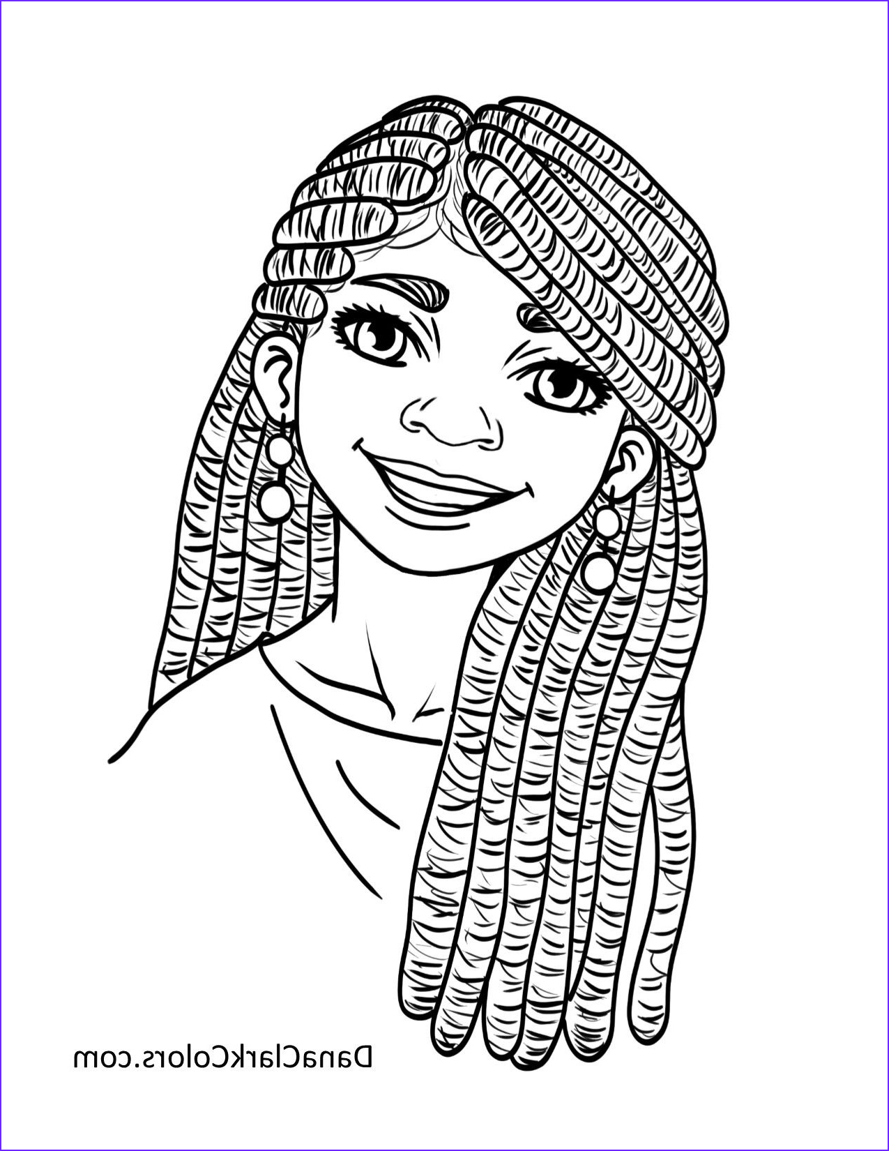 Free Printable Coloring Page For Older Girl Elegant Gallery Black Kids Coloring Page Africanamericancoloringpage