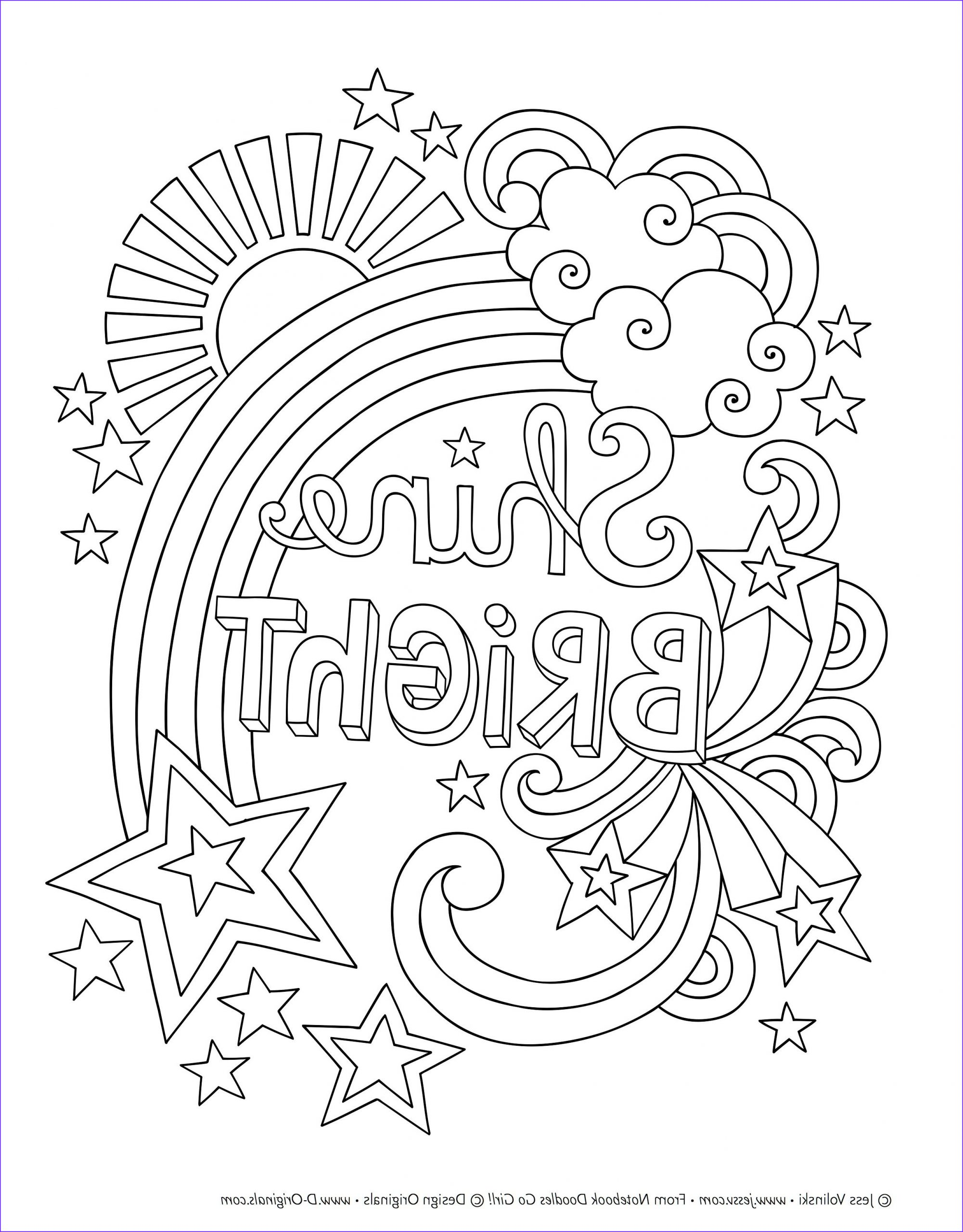 Free Printable Coloring Page For Older Girl Elegant Photos Notebook Doodles Go Girl Coloring & Activity Book