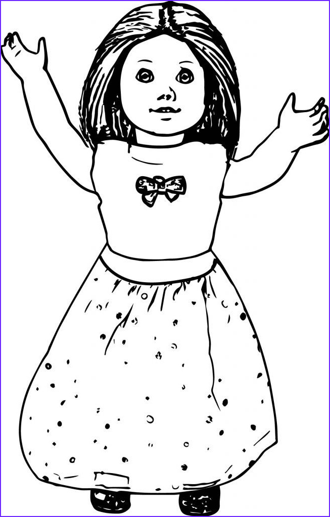 Free Printable Coloring Page For Older Girl Inspirational Gallery American Girl Coloring Pages