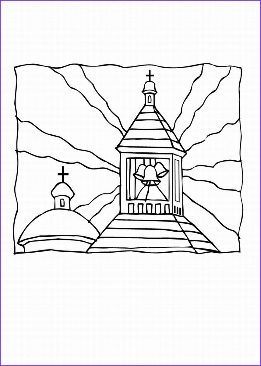 religious easter colouring pages