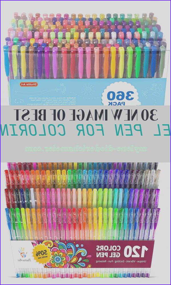 30 new image of best gel pen for coloring