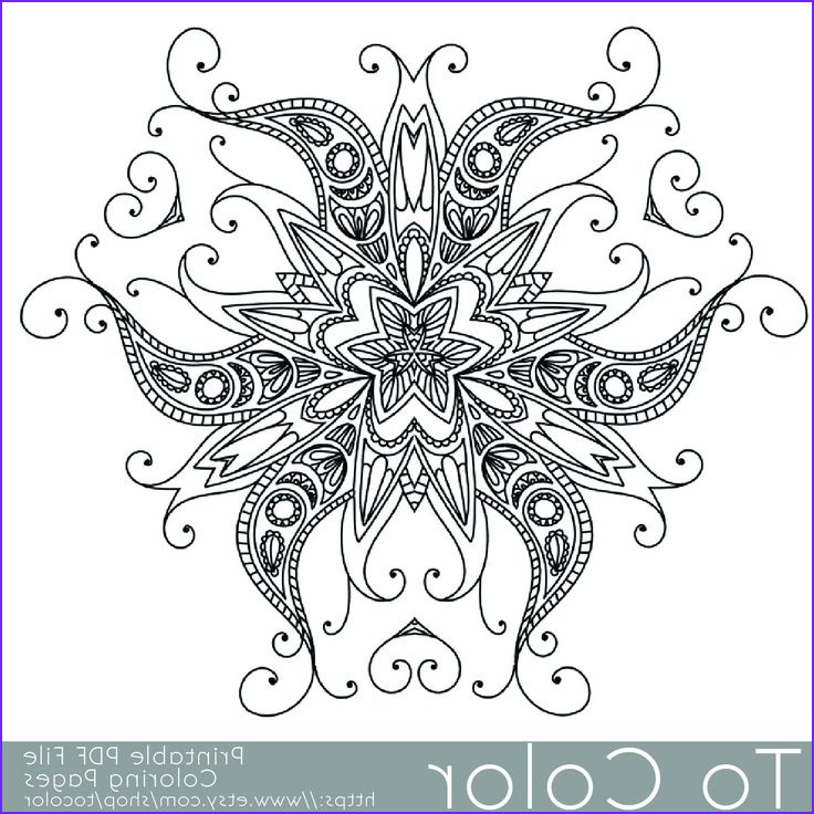 Gel Pen Coloring Page Luxury Photos Intricate Printable Coloring Pages For Adults Gel Pens