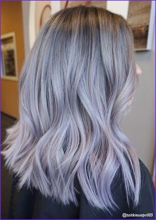Gray's Anatomy Coloring Book Best Of Gallery 40 Absolutely Stunning Silver Gray Hair Color Ideas Hair