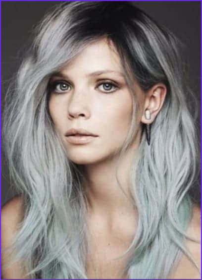 Gray's Anatomy Coloring Book Unique Photos Gray Hair Styles and Haircuts – Highlighting Lowlights