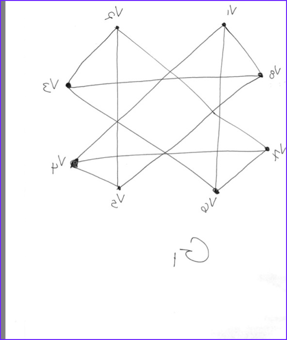 7 let gi first graph auxiliary file use greedy algorithm discussed class part proof theore q