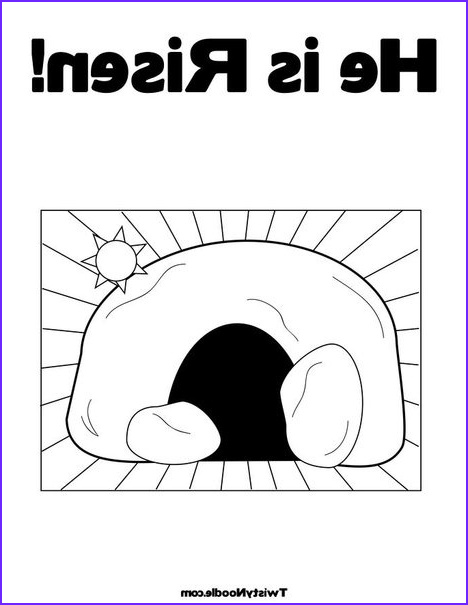 He is Risen Coloring Page Beautiful Photos He is Risen Coloring Page Kidlet Crafts Etc