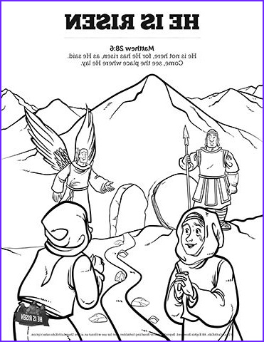 He is Risen Coloring Page Unique Images 17 Best Images About top Sunday School Coloring Pages with