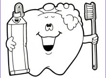 Health Coloring Page Inspirational Image 69 Best Dental Coloring Pages Images On Pinterest