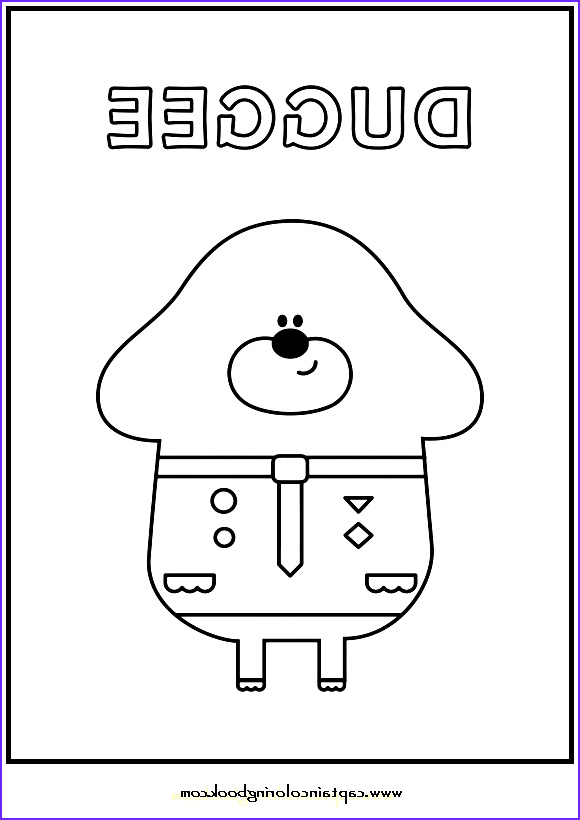 Hey Duggee Coloring Page Awesome Photography Coloring Page Hey Duggee Coloring Page