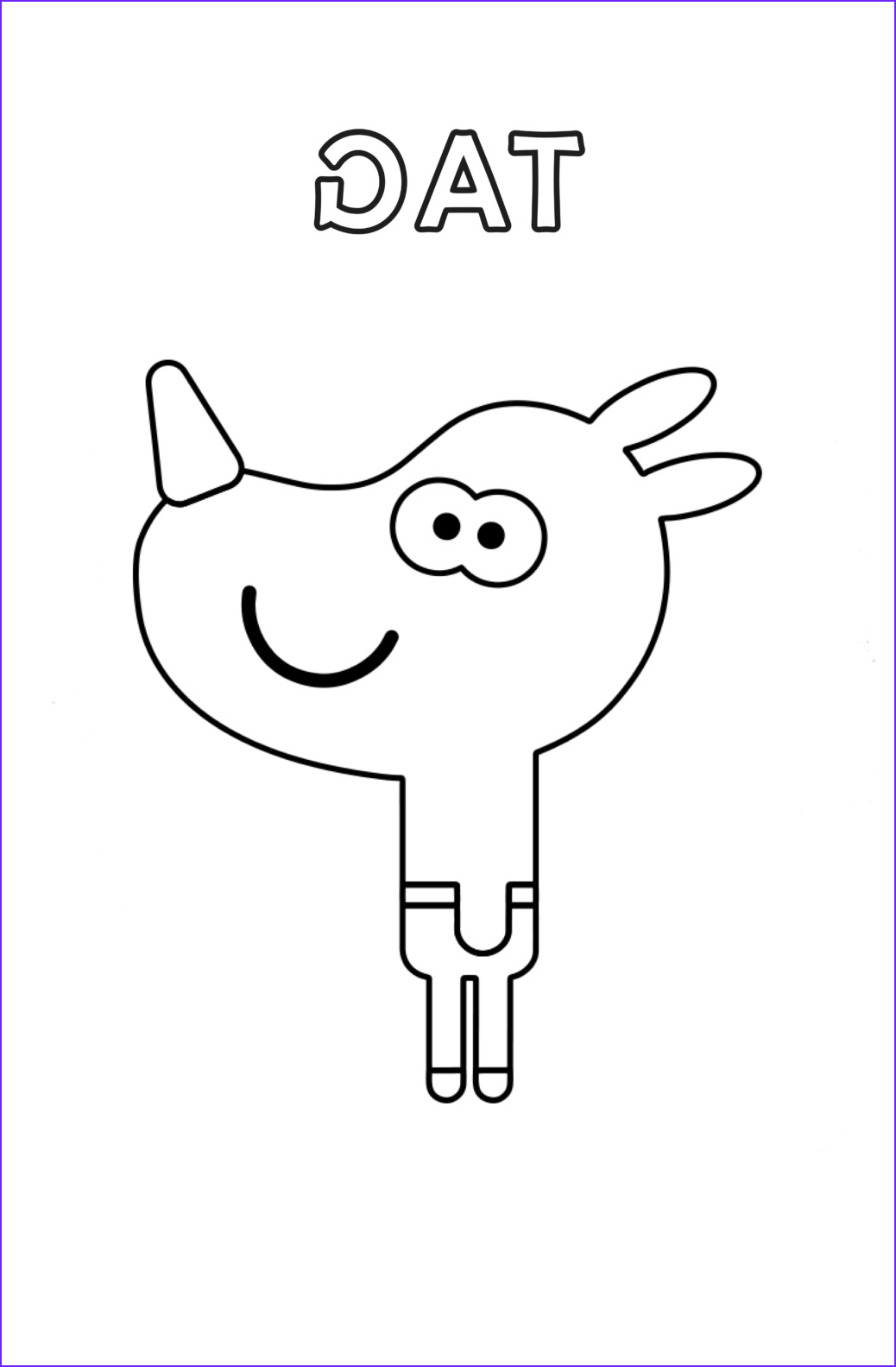 Hey Duggee Coloring Page Inspirational Photos Get Creative and Have Fun with these Hey Duggee Activities