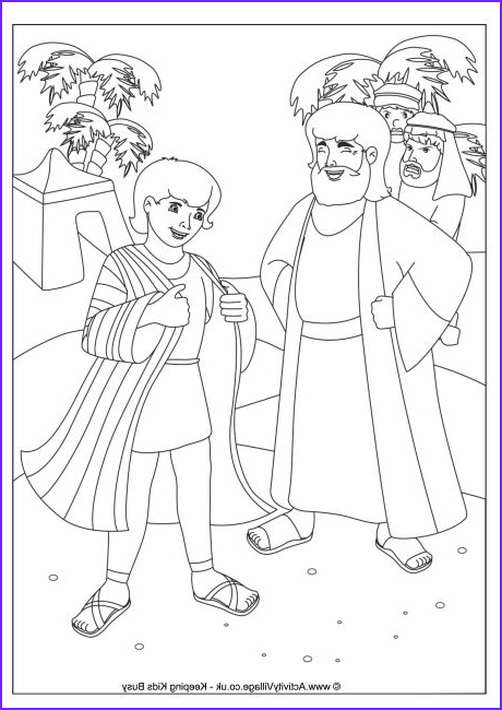 Joseph and the Coat Of Many Colors Coloring Page Best Of Photography Joseph S Coat Colouring Page