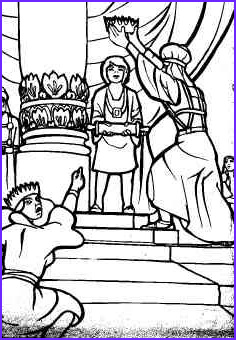 Josiah Coloring Page New Images Joash The Boy King Bible Coloring Pages