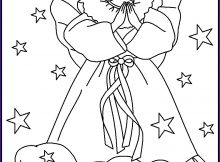 Kids Christian Coloring Page Awesome Collection Christmas Coloring Pages Children at Getdrawings