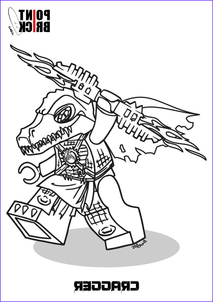Lego Chima Coloring Page Beautiful Photos Point Brick — Coloring Pages Lego Legends Of Chima