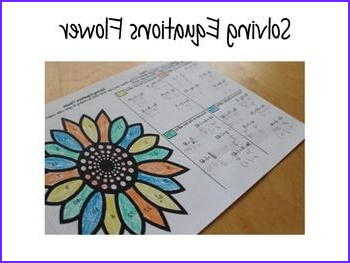 Literal Equations Coloring Activity New Photos solving Two Step Equations Coloring Activity